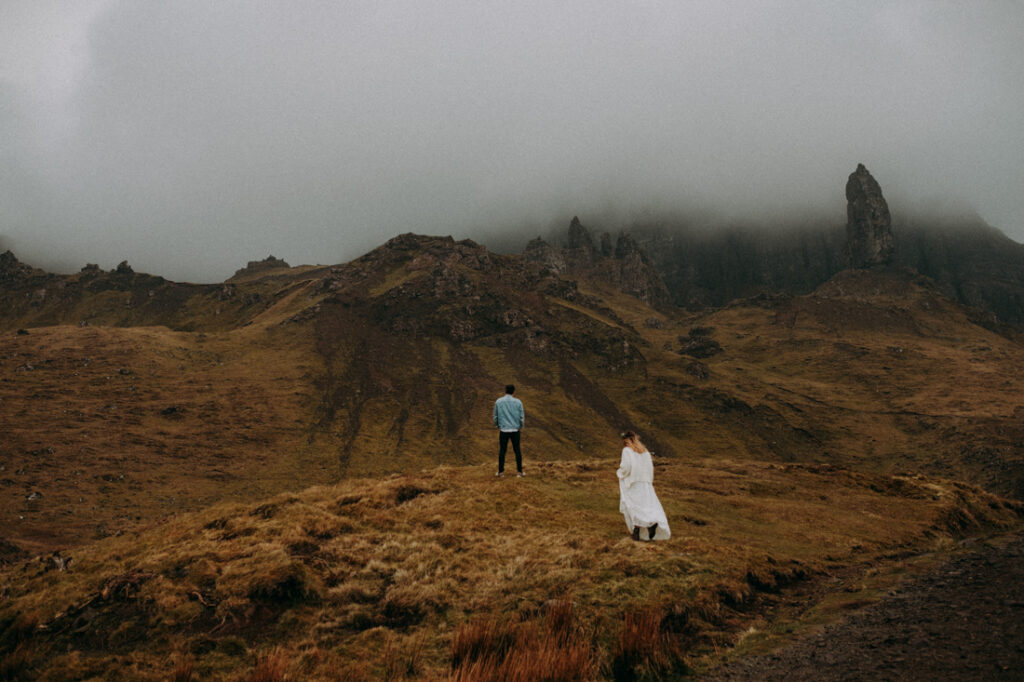 elopement on isle of skye