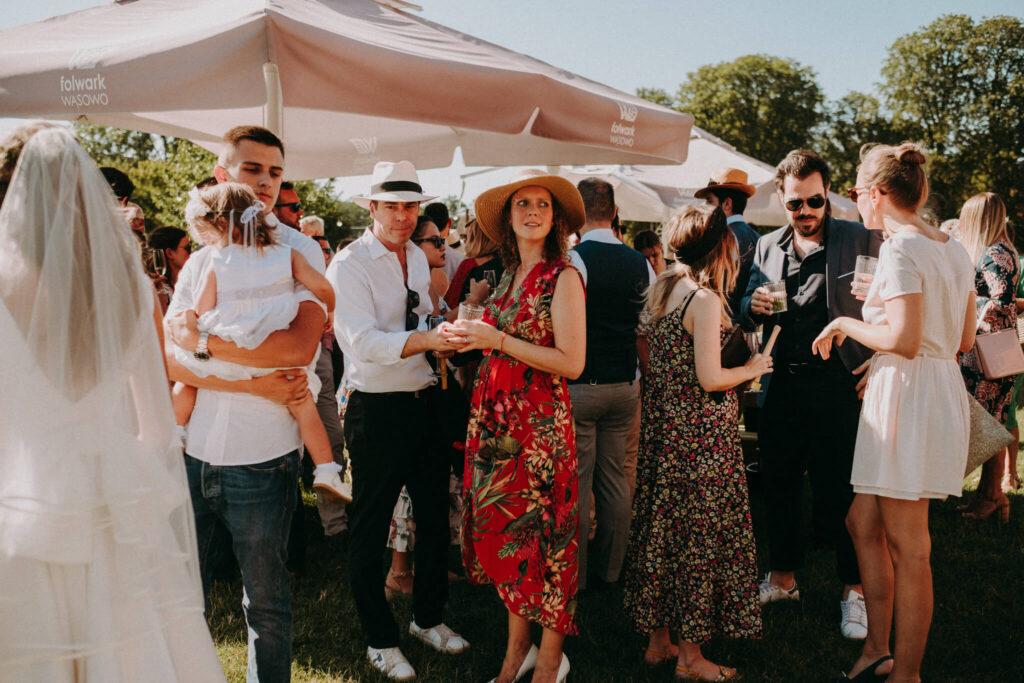 international wedding in folwark wasowo